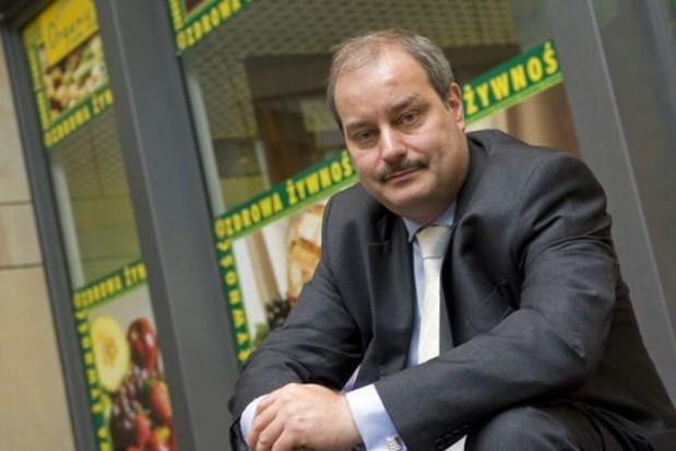 Sławomir Chłoń - prezes zarządu, Organic Farma Zdrowia - sylwetka osoby z branży FMCG/handel/przemysł spożywczy
