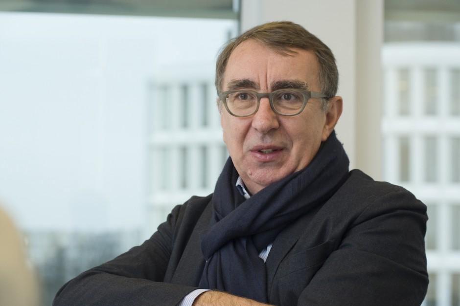 Zbigniew  Pszczulny - założyciel, JSK Architekci - sylwetka osoby z branży architektonicznej