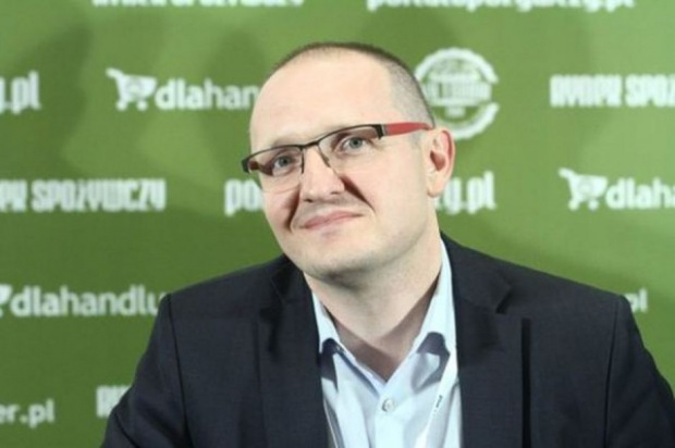 Maciej Stoiński - wiceprezes zarządu, Piotr i Paweł - sylwetka osoby z branży FMCG/handel/przemysł spożywczy
