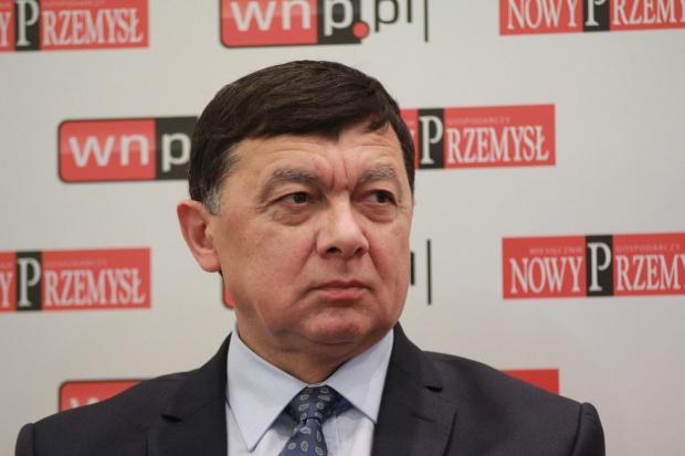 Janusz Olszowski - prezes zarządu, Górnicza Izba Przemysłowo-Handlowa - sylwetka osoby