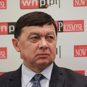 Janusz Olszowski - Górnicza Izba Przemysłowo-Handlowa - prezes zarządu