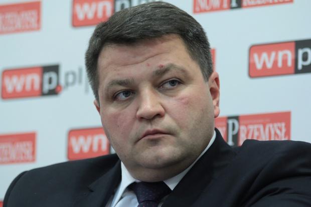 Marcin Sutkowski - prezes zarządu, Bumech - sylwetka osoby