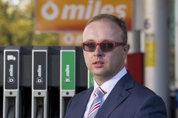 Giedrius  Bandzevičius - prezes zarządu, Circle K Polska - sylwetka osoby