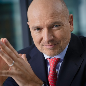 Jarosław Pawluk -  Track Tec - główny właściciel i prezes zarządu