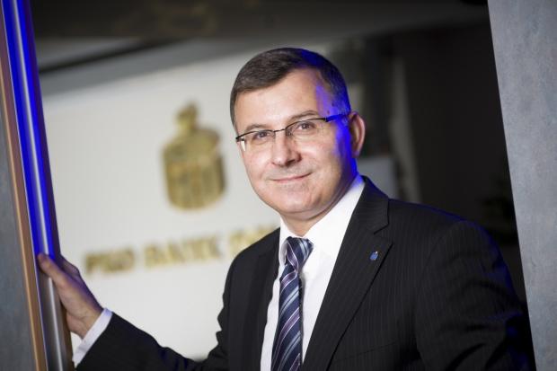 Zbigniew  Jagiełło - prezes zarządu, PKO BP - sylwetka osoby