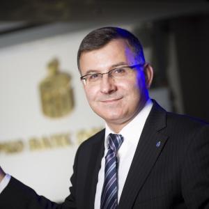 Zbigniew  Jagiełło - PKO BP - prezes zarządu