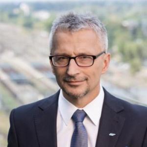 Ignacy  Góra - Urząd Transportu Kolejowego - prezes
