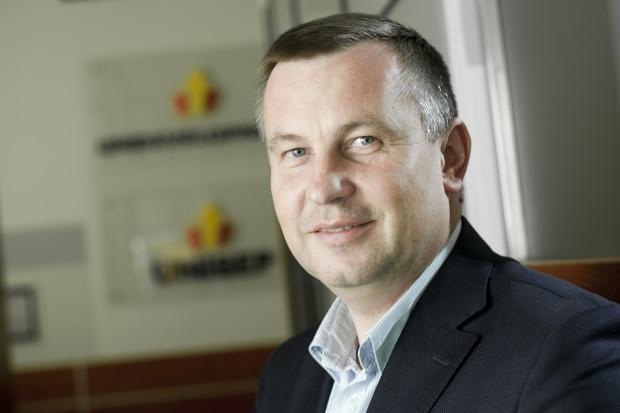 Leszek Marek Gołąbiecki - prezes zarządu, Unibep - sylwetka osoby