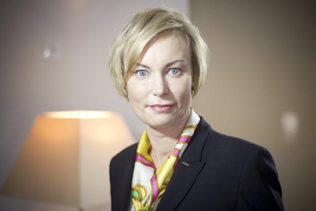 Agnieszka  Wasilewska-Semail  - prezes zarządu, Rafako - sylwetka osoby