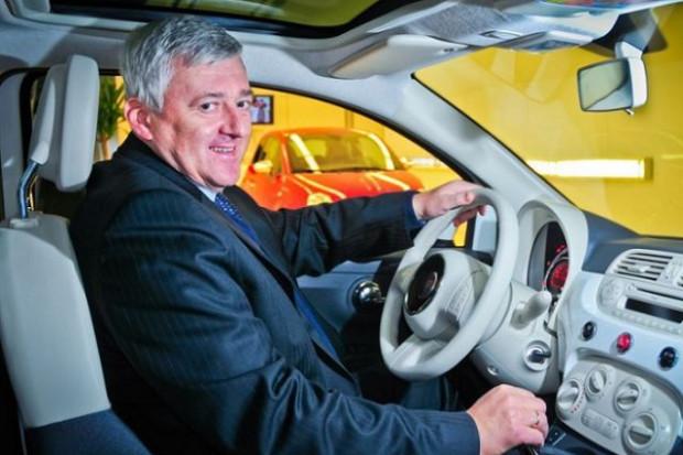 Antoni Greń - dyrektor, Fiat Chrysler Automobiles - sylwetka osoby