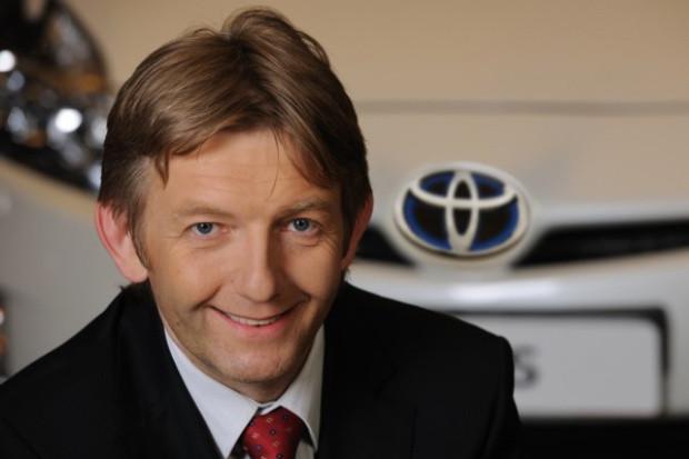 Jacek Pawlak - prezes / prezydent, Toyota Motor Poland - sylwetka osoby
