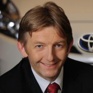 Jacek Pawlak - Toyota Motor Poland - prezydent