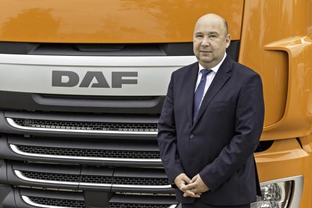 Maciej Taniewski - Dyrektor Zarządający, DAF Trucks Polska - sylwetka osoby