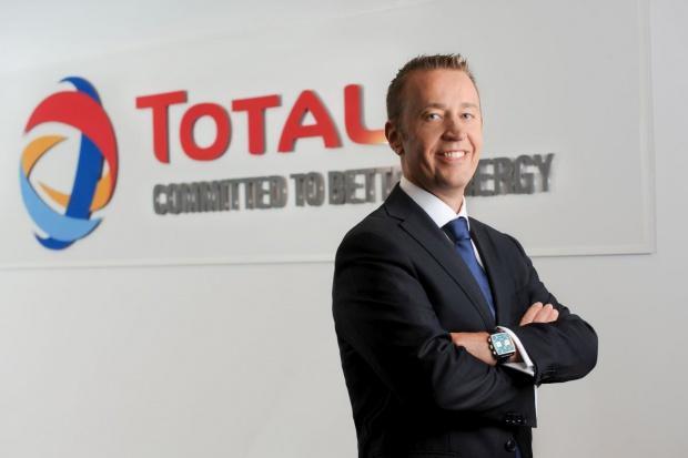 Benoît Pimont - dyrektor generalny, Total Polska - sylwetka osoby