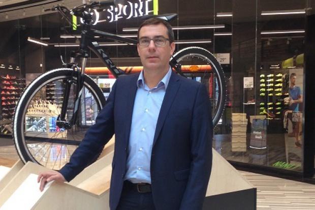 Sébastien  Jedrej - dyrektor generalny, GO Sport - sylwetka osoby z branży FMCG/handel/przemysł spożywczy