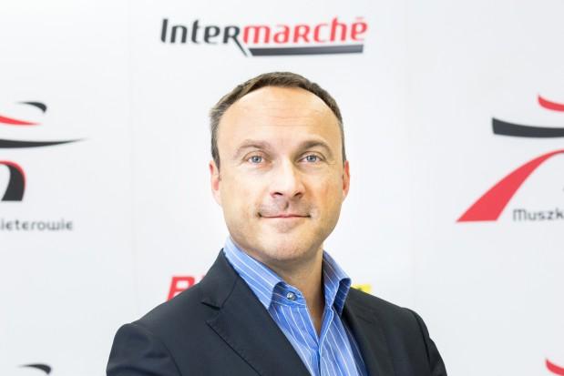 Marc Dherment - dyrektor generalny, ITM Polska  - sylwetka osoby z branży FMCG/handel/przemysł spożywczy