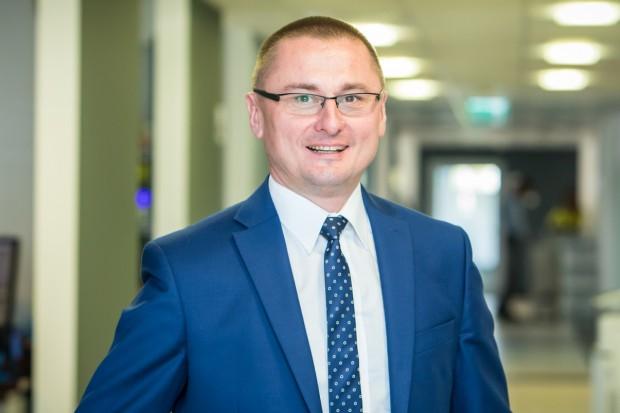 Grzegorz Bogacki - prezes zarządu, dyrektor zarządzający, CTL Logistics - sylwetka osoby