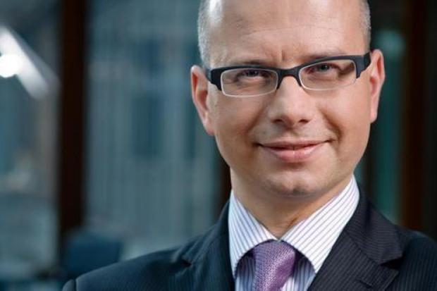 Piotr  Szeliga - p.o. prezesa zarządu, Boryszew - sylwetka osoby