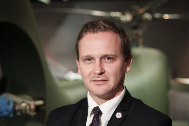 Marcin Nocuń - prezes zarządu, dyrektor naczelny, Wojskowe Zakłady Lotnicze nr 1 - sylwetka osoby