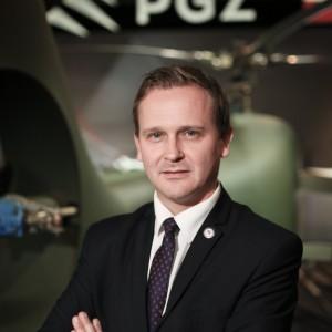 Marcin Nocuń - Wojskowe Zakłady Lotnicze nr 1 - prezes zarządu, dyrektor naczelny