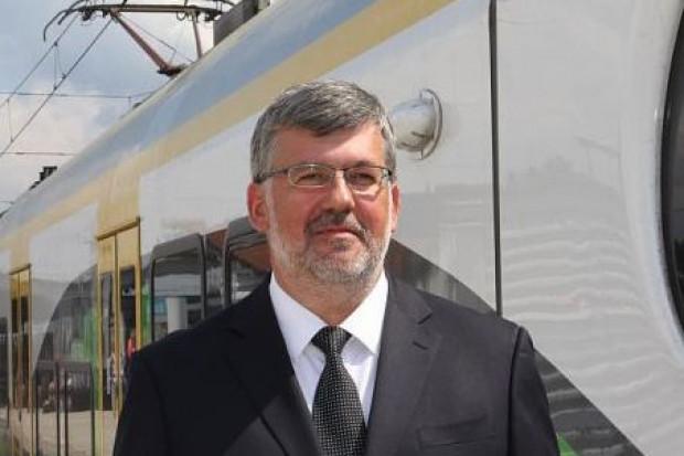 Robert Stępień - prezes zarządu, Koleje Mazowieckie - sylwetka osoby
