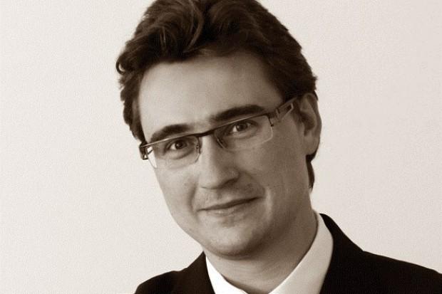 Mariusz Andrzejczak - wiceprezes zarządu, Creotech Instruments - sylwetka osoby