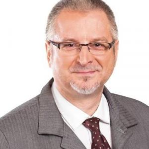 Janusz Okrzesik - radny w: Bielsko-Biała