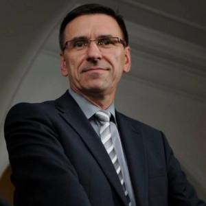 Piotr Grzymowicz - prezydent w: Olsztyn