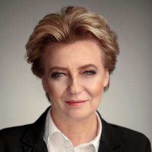 Hanna Zdanowska - prezydent w: Łódź