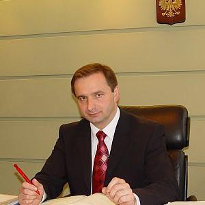 Waldemar Socha - prezydent w: Żory