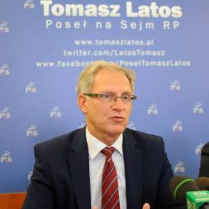Tomasz Latos - kandydat na prezydenta w miejscowości Bydgoszcz w wyborach samorządowych 2018