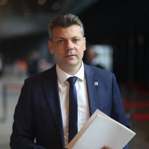 Mariusz Wołosz - kandydat na prezydenta w miejscowości Bytom w wyborach samorządowych 2018