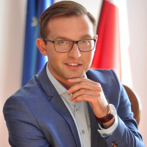 Krzysztof Kosiński - prezydent w: Ciechanów