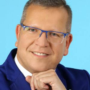Robert Luchowski - burmistrz w: Żnin