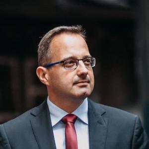 Łukasz Konarski - prezydent w: Zawiercie