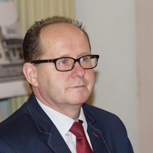 Mariusz Szewczyk - burmistrz w: Dębica