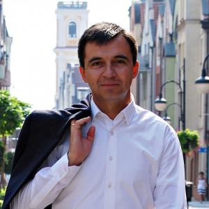 Rafael Rokaszewicz - kandydat na prezydenta w miejscowości Głogów w wyborach samorządowych 2018