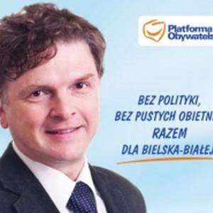 Dariusz Michasiów - radny w: Bielsko-Biała