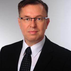 Piotr Głowski - prezydent w: Piła