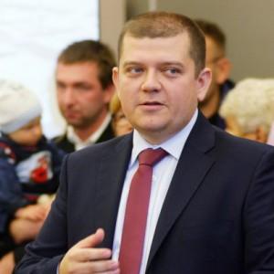 Jacek Wójcicki - prezydent w: Gorzów Wielkopolski