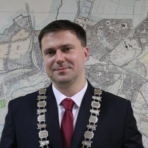 Krzysztof Poszwa - radny w: Wągrowiec