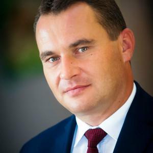 Grzegorz Dziubek - burmistrz w: Włoszczowa