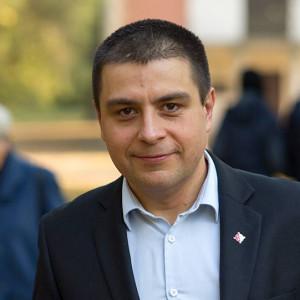 Paweł Maj - prezydent w: Puławy