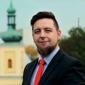 Michał Fita - radny w: Racibórz