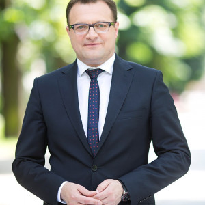 Radosław Witkowski - prezydent w: Radom