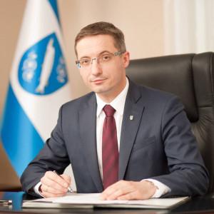 Piotr Kuczera - prezydent w: Rybnik