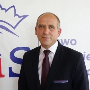 Zenon Chojnacki - kandydat na prezydenta w miejscowości Konin w wyborach samorządowych 2018