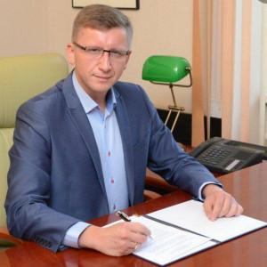 Dariusz  Grodziński - kandydat na prezydenta w miejscowości Kalisz w wyborach samorządowych 2018