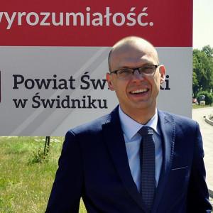 Jakub  Osina - kandydat na radnego w: świdnicki