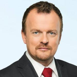 Arkadiusz Chęciński - prezydent w: Sosnowiec